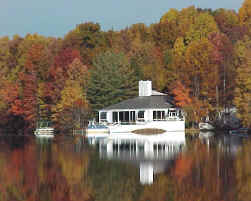 Reston Hosts Some Wonderful Lakefront Homes Reston VA - Lakefront homes